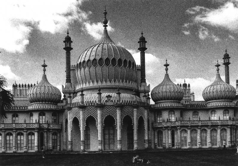 Highly Commended - Brighton Pavillion - Nick Barber