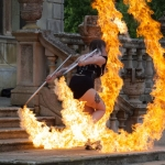 Club Shield Highly Commended - Fire Eater – Edward Walker
