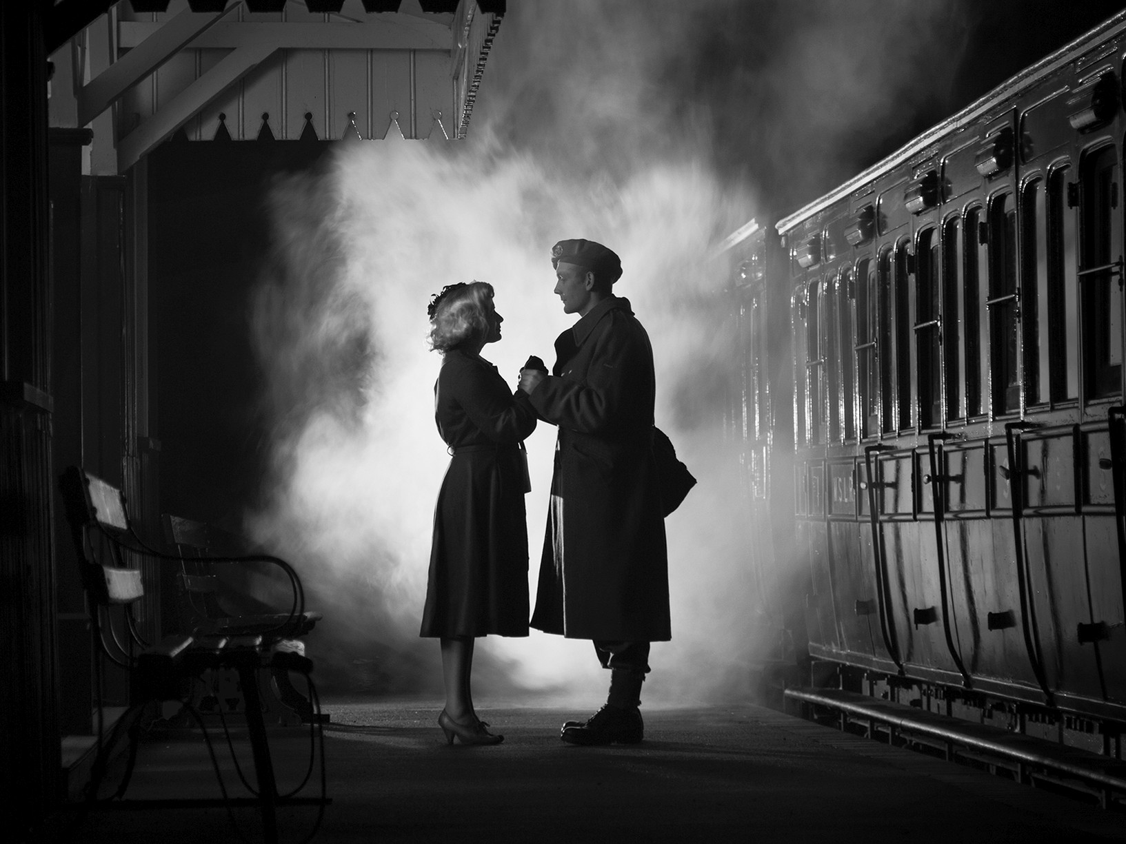 2nd Place - Brief Encounter - Pat Jacobs