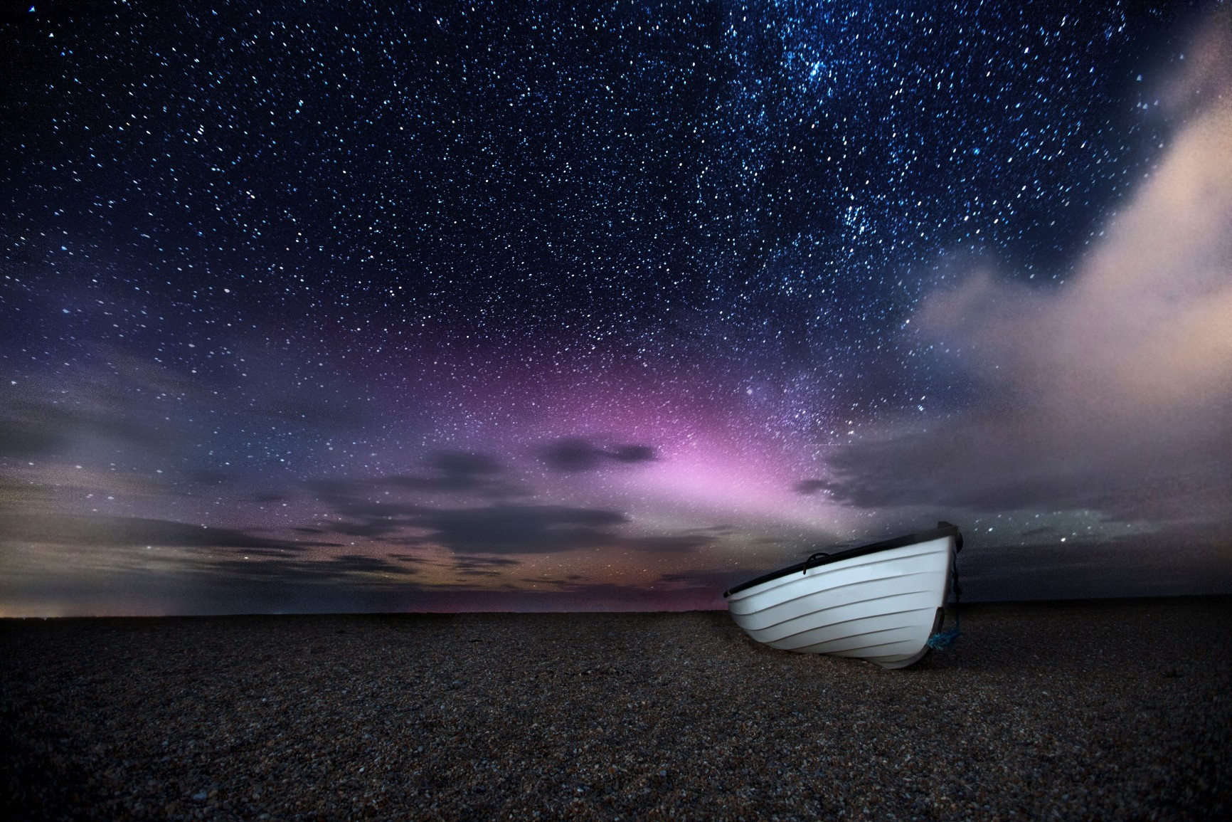 1st Place - The Stars at Cley - Rose Sapey